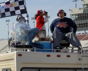 NASCAR at TRACK