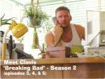 postcard - breaking bad Clovis - cropped front
