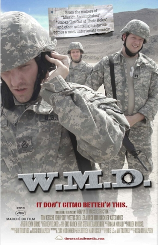 WMD POSTER