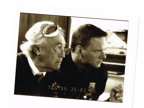 Working with James Karen