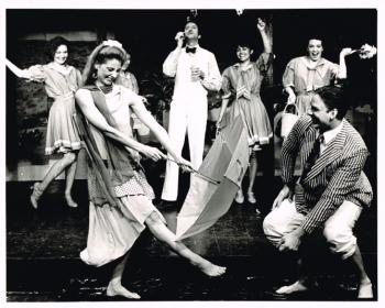 THE BOYFRIEND - Weathervane Theater-small