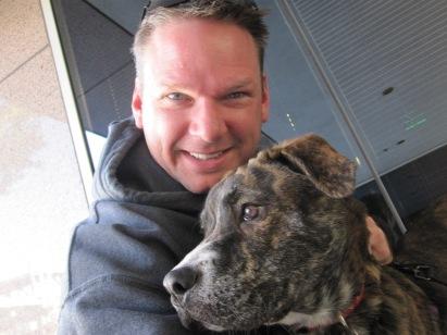 Dog Walking 11-24-09