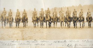1918 Cavalary in George - Fred Kiesche