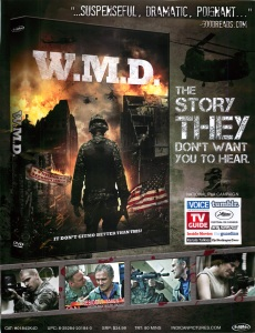 Front WMD DVD poster