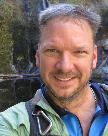At Cooper Canyon Falls