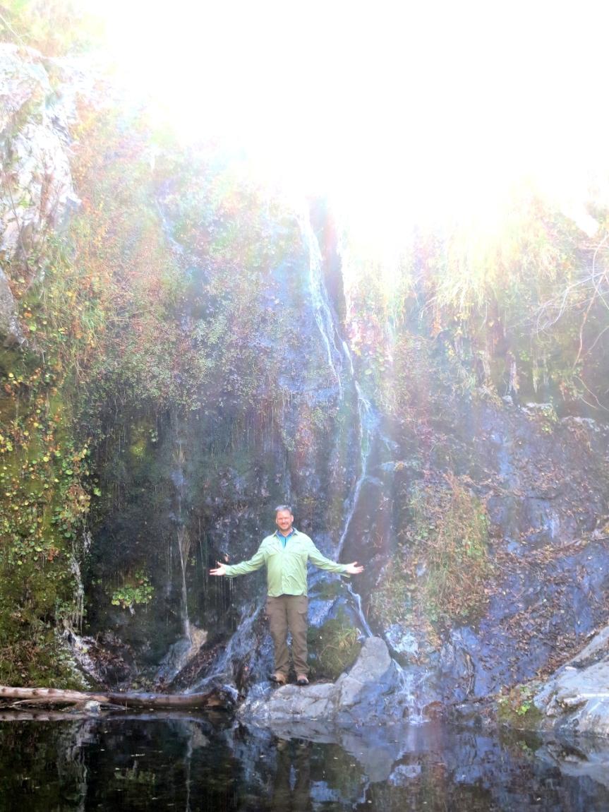 Cooper Canyon Falls.  November 13,2015.