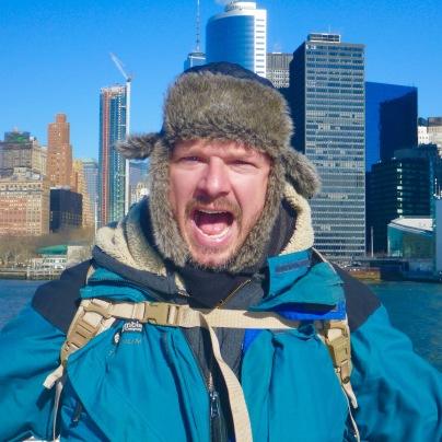 Taking Manhattan...