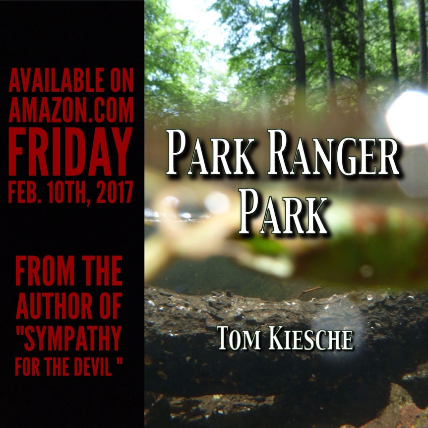 "Releasing my creation ""Park Ranger Park"" February 10th, with the Full Hunger Moon"
