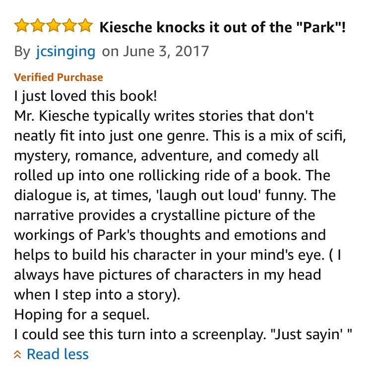 What's Better Than Ten 5 Star Reviews? Eleven 5 StarReviews!
